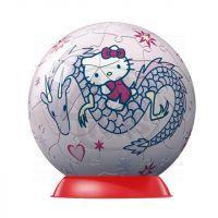 Ravensburger 09509 - Puzzleball Hello Kitty (60 dílků) 2