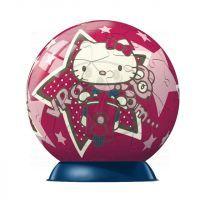 Ravensburger 09509 - Puzzleball Hello Kitty (60 dílků) 3