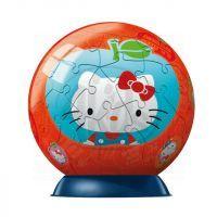 Ravensburger 09509 - Puzzleball Hello Kitty (60 dílků) 4