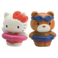 Hello Kitty stříkací kamarádi do vany