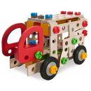 Heros Constructor Hasičské auto 155 dílů 3