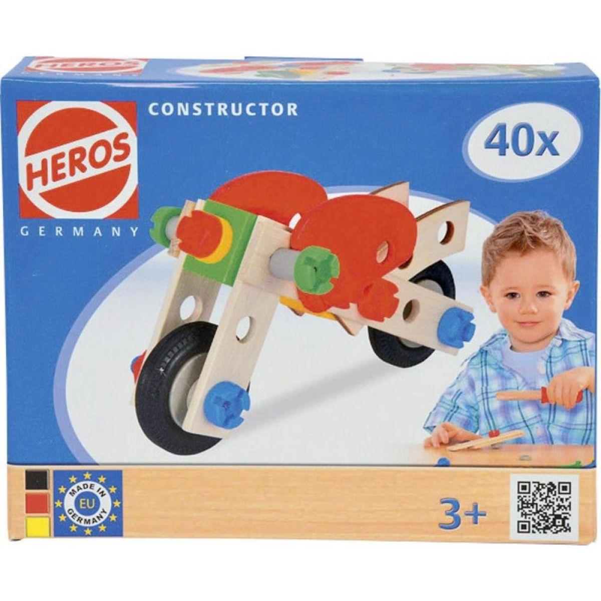 Heros Constructor Motorka