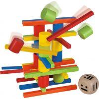 Heros Dřevěná hra Věž