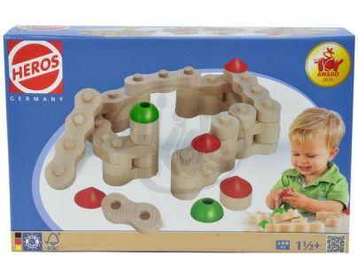 Heros Konstrukční dlouhý řetězový hrad