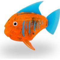 Hexbug Aquabot 2.0 s Akváriem Oranžová