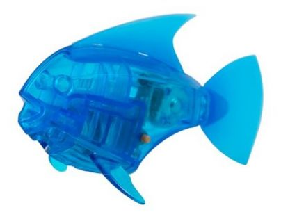 Hexbug Aquabot Led - Piraňa modrá