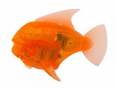 Hexbug Aquabot Led - Piraňa oranžová