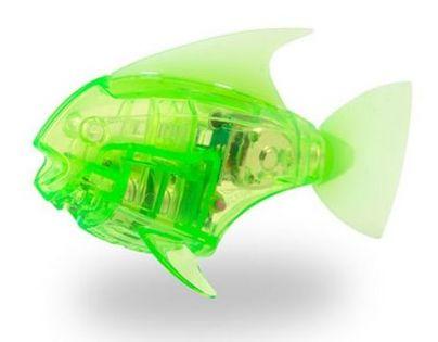 Hexbug Aquabot Led - Piraňa zelená