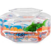Hexbug Aquabot Led s akváriem - Kladivoun zelený