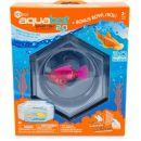 Hexbug Aquabot Led s akváriem - Piraňa růžová 2