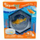 Hexbug Aquabot Led s akváriem - Piraňa žlutá 2