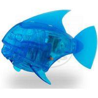 Hexbug Aquabot Led s akváriem - Piraňa modrá