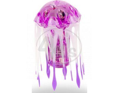 Hexbug Aquabot Medúza s akváriem - fialová