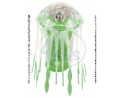 Hexbug Aquabot Medúza s akváriem - zelená
