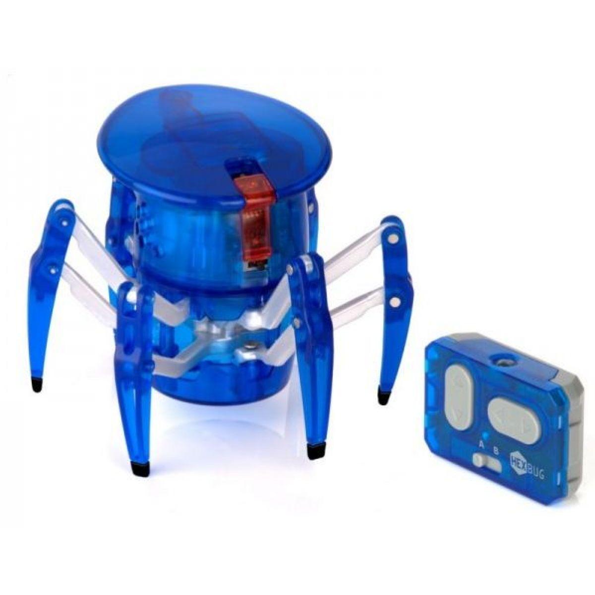 Hexbug Pavouk Modrá tmavá