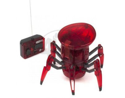 Hexbug Pavouk XL - Červený