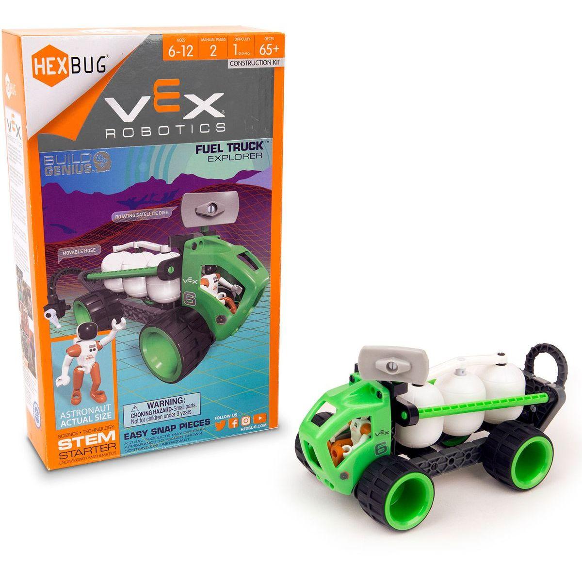 Hexbug Vex Explorer Robotics Fuel Truck