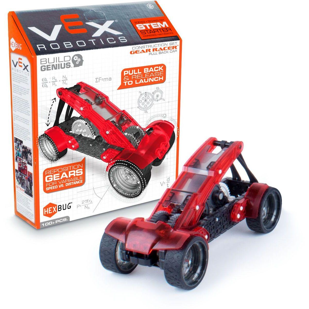 Hexbug Vex Robotics Gear Racer