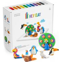 TM Toys Hey Clay Vtáky