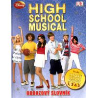 High School Musical Obrazový slovník Catherine Saundersová