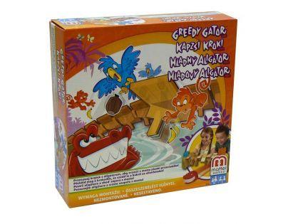 Mattel X8733 - Hladový Aligátor