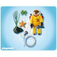 Playmobil 4479 - Hlubokomořský potápěč 2