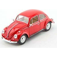 HM Studio 1967 VW Classical Beetle 1:24 červený