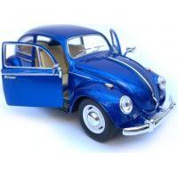 HM Studio 1967 VW Classical Beetle 1:24 modrý 2
