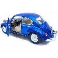 HM Studio 1967 VW Classical Beetle 1:24 modrý 3