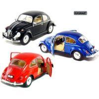 HM Studio 1967 VW Classical Beetle 1:24 modrý 4