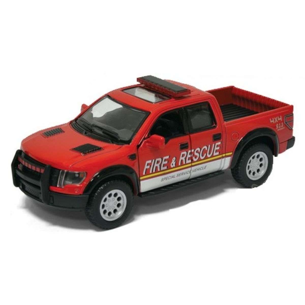 HM Studio 2013 Ford F-150 SVT Raptor SuperCrew hasiči