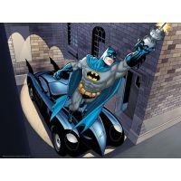 HM Studio 3D puzzle Batmobile 300 ks