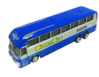 HM Studio Autobus 14 cm - Modrá