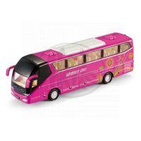 HM Studio Autobus 19 cm - Růžová