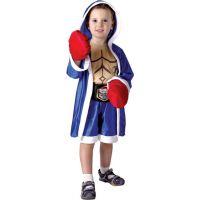 HM Studio Dětský kostým Boxer 92-104 cm