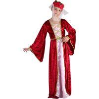 HM Studio Dětský kostým Královna 130 - 140 cm