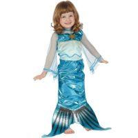 HM Studio Dětský kostým Mořská panna 92-104cm