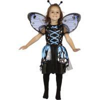 HM Studio Dětský kostým Motýl 110 - 120 cm