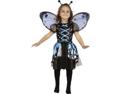 HM Studio Dětský kostým Motýl 92 - 104 cm