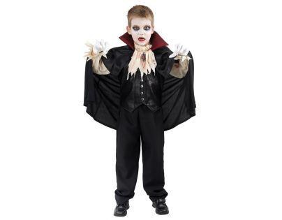 HM Studio Dětský kostým Upír 110 - 120 cm