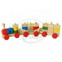 Hm Studio Dřevěný vlak malý