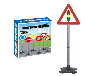 HM Studio Dopravní značka Světelné signály