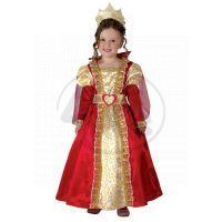 HM Studio Dětský kostým Královna 92 - 104 cm