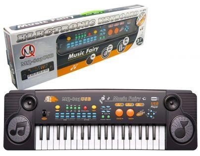 HM STUDIO Elektronické klávesy 37 kláves