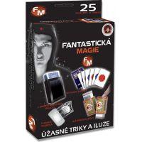 HM Studio Fantastická magie Úžasné triky a iluze