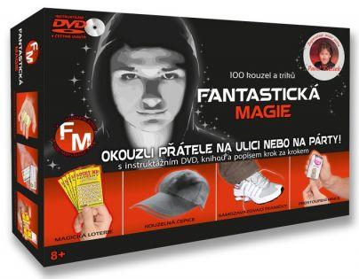 HM Studio 15W1221 - Fantastická magie (100 triků)