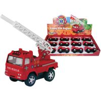 HM Studio Funny Fire Engine