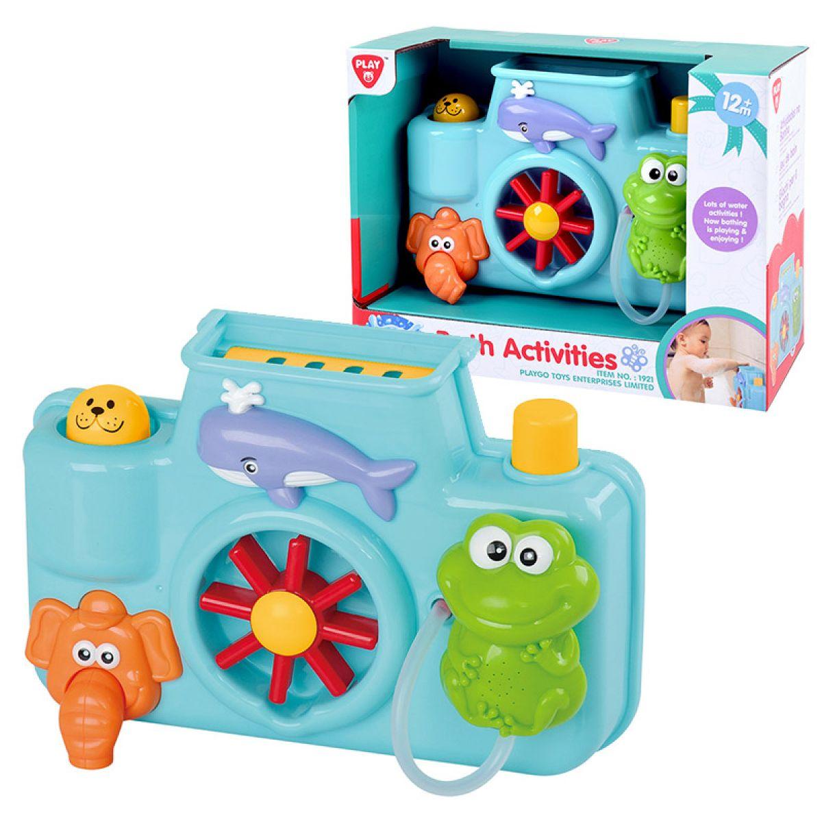 PLAYGO Hračky od koupelny