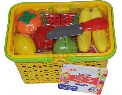 Košík - ovoce, 28 ks (HM STUDIO 21SH8134)