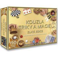 HM Studio Kouzla, triky a magie - Zlatá edice